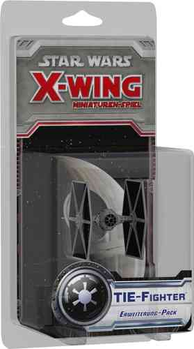 Star Wars X-Wing - TIE Fighter Erweiterungs-Pack