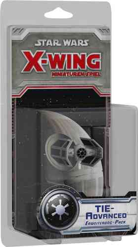 Star Wars X-Wing - TIE Advanced Erweiterungs-Pack
