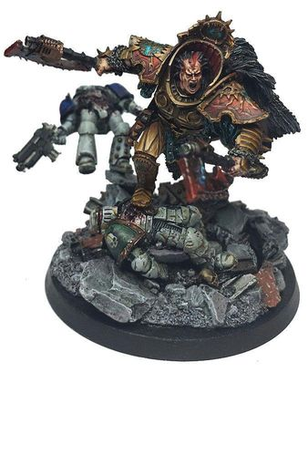 ANGRON PRIMARCH OF THE WORLD EATERS
