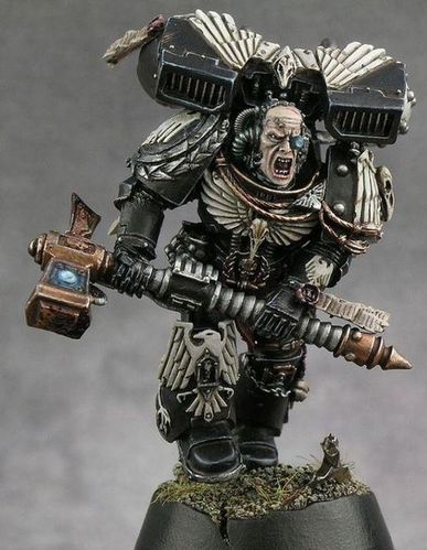 Raven Guard Shadow Captain Korvydae
