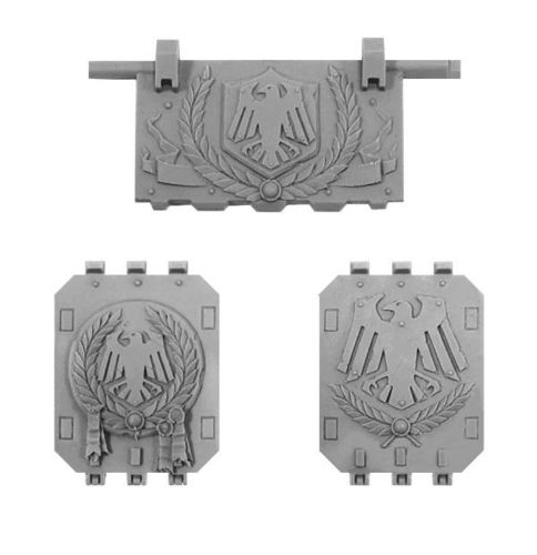 Raven Guard Land Raider Doors