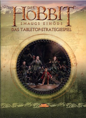 Der Hobbit: Smaugs Einöde / Das Tabletop Strategiespiel