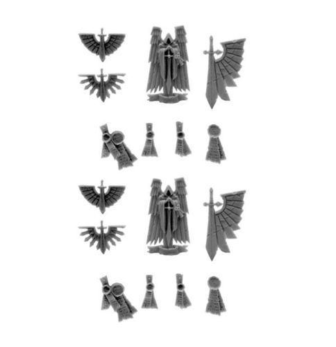 Dark Angels Icon Pack
