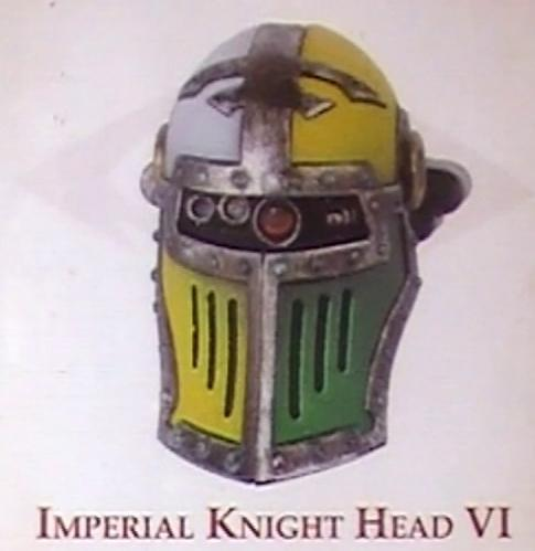 Imperial Knight Head VI