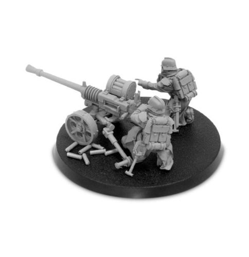 Death Korps of Krieg Autocannon Team 1