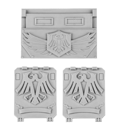 Raven Guard Rhino Doors and Front Plate Set 1