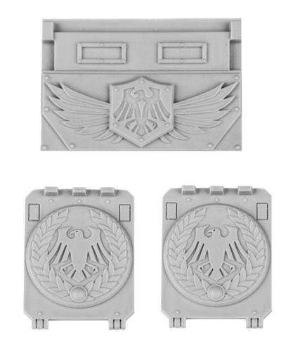 Raven Guard Rhino Doors and Front Plate Set 2