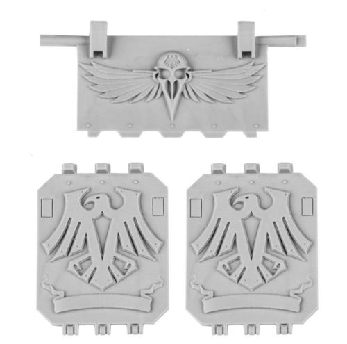Raven Guard Land Raider Doors Set 1