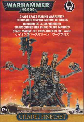 Warpschmied der Chaos Space Marines