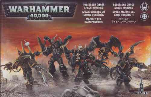Besessene Chaos Space Marines
