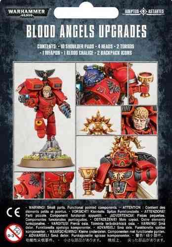 Upgradeset: Blood Angels