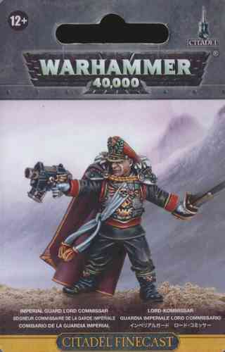 Lord Commissar (Metal)