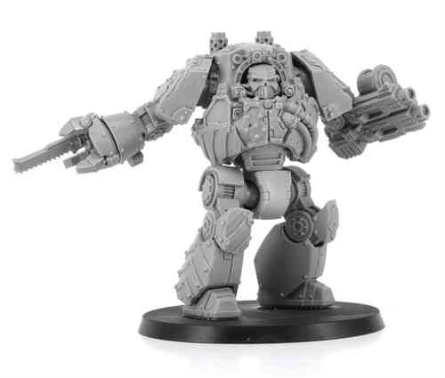 IRON WARRIORS LEGION CONTEMPTOR DREADNOUGHT