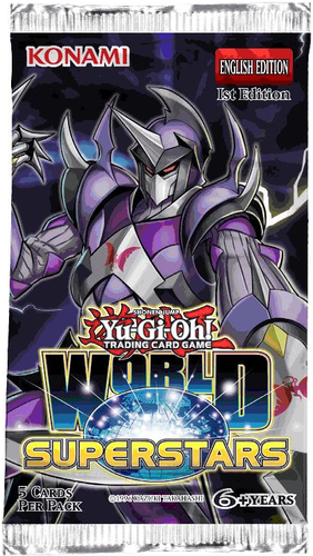 YuGiOh! World Superstars Booster