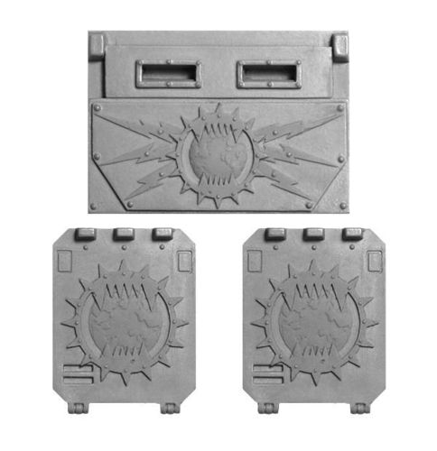World Eaters Legion Rhino Doors