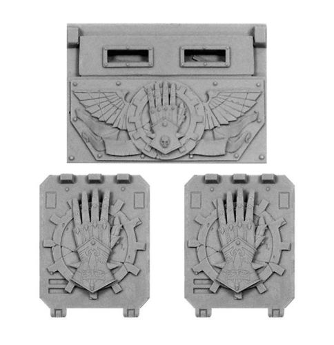 Iron Hands Rhino Doors