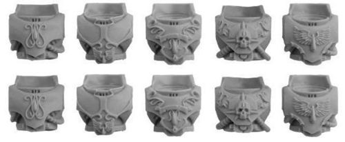 Blood Angels Legion Torsos Upgrade Set