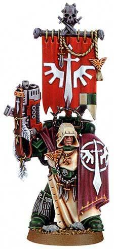 Dark Angels Company Master  Army Box 2007-Limitiert