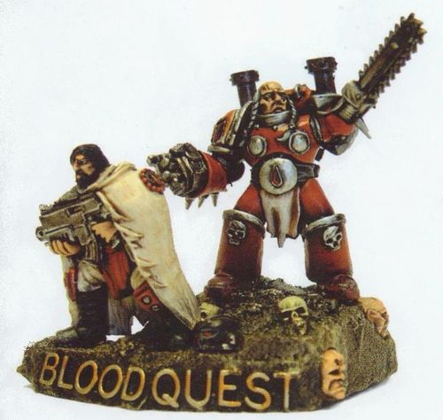 Cloten & Lysander - The Exiles (Bloodquest) -Black Library -limited edition 2002
