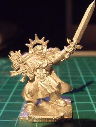 Blood Angel Captain Leonatos - Black Library - limited edition 1999