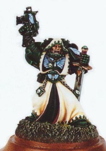Dark Angels Sergeant - shop promo 2002
