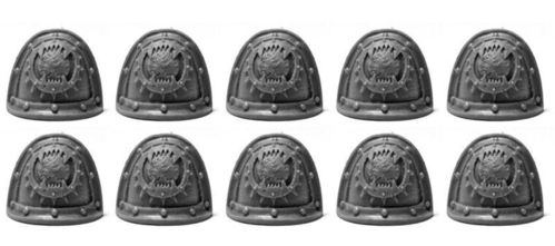 World Eaters Legion MKII Shoulder Pads