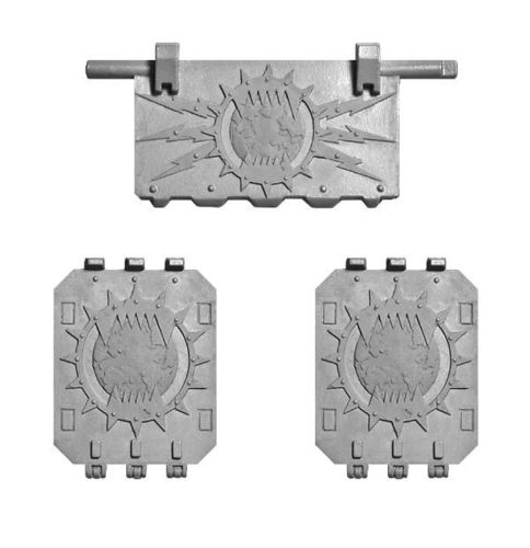 World Eaters Legion Land Raider Doors