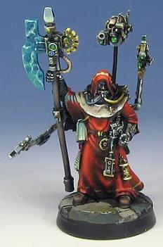 Titan Tech Priest