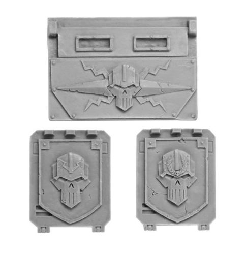 Iron Warriors Rhino Doors