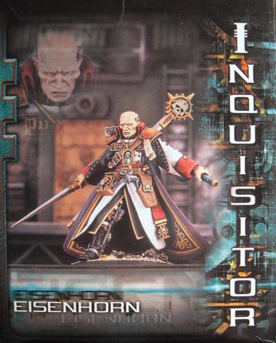 Inquisitor Eisenhorn 54mm