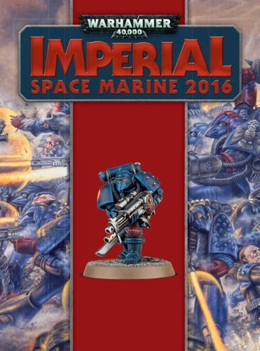 Warhammer 40,000: Imperial Space Marine - Celebrating 30 years of Space Marines!