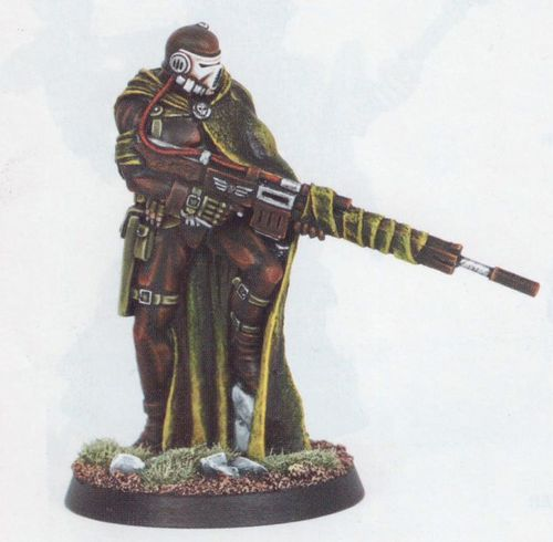 Vindicare Assassin 54mm