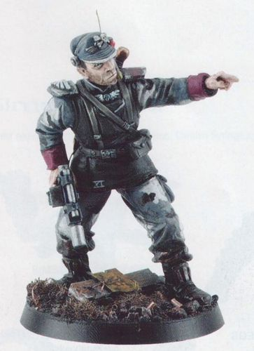Major Jaxon 54mm