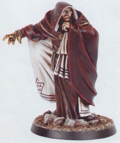Inquisitor Scarn 54mm