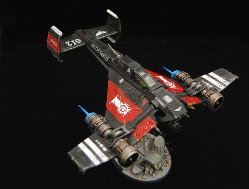 Imperial Navy Avenger Strike Fighter
