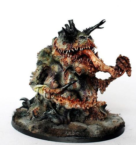 Cor'bax Utterblight, Daemon Prince of the Ruinstorm
