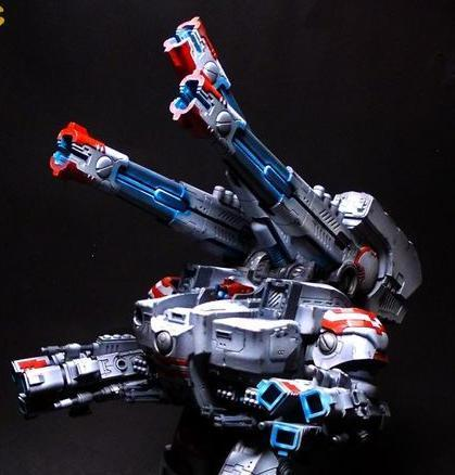 KX139 Ta'unar Supremacy Armour Pulse Ordnance Multi-driver