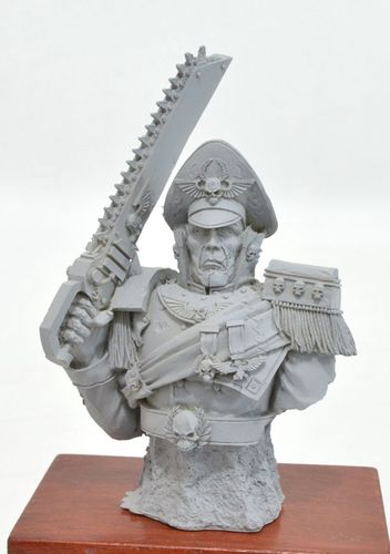 Death Korps Of Krieg Command Bust