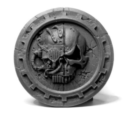 ADEPTUS MECHANICUS SYMBOL (50mm)