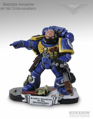 Ultra Marine Brother Hervictus