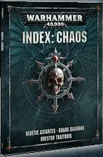 Warhammer 40.000: Index Chaos (43-97)