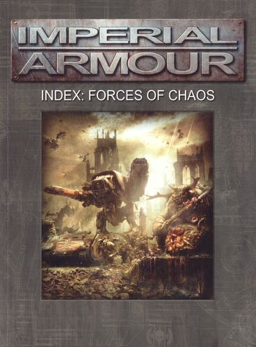 Imperial Armour – Index: Forces of Chaos