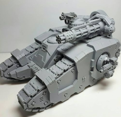 Legion Sicaran Punisher Assault Tank