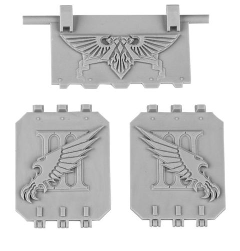 Emperor's Children Legion Land Raider Doors