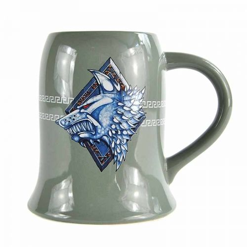 Warhammer Small Tankard Mug - Space Wolves