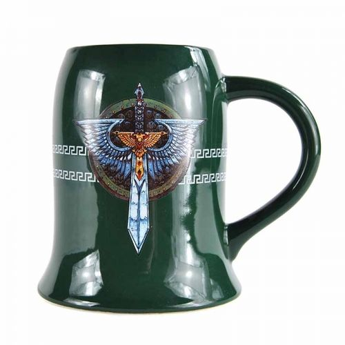 Warhammer Small Tankard Mug - Dark Angels