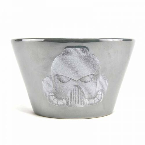 Warhammer Embossed Metallic Bowl - Space Marine