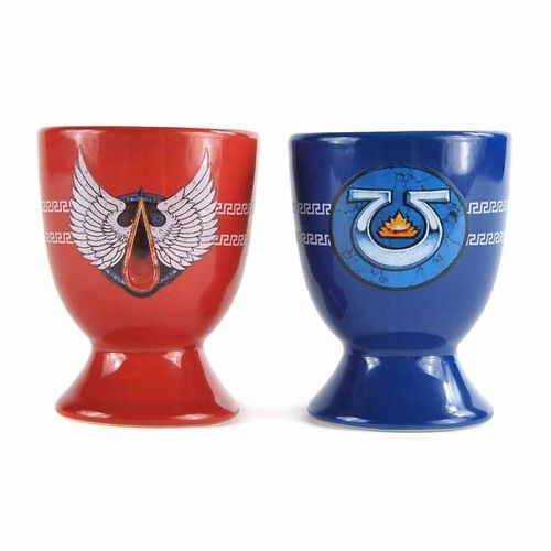 Warhammer Egg Cups (Set of 2) - Chapter