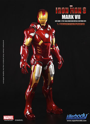 Iron Man MK7 Wearable Armour VIP Version