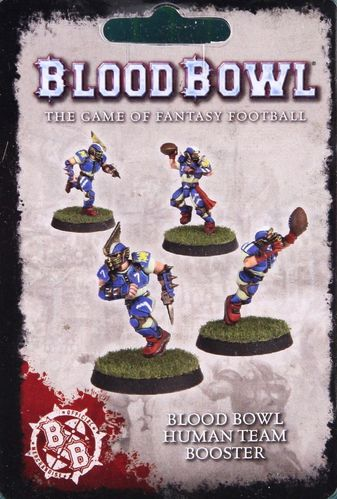 Blood Bowl Human Team Booster